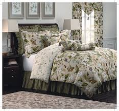 Palm Tree Bedspread Sets Amazon Com Williamsburg Garden Images 4 Piece Queen Comforter Set