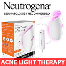 neutrogena acne light mask review qoo10 neutrogena light mas cosmetics