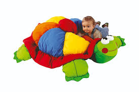 Giant Floor Pillows For Kids by Lula The Tortoise