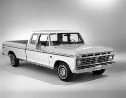Pickuptrucks Com 1973 To 1998 The History Of The Ford F Series In The 20th Century