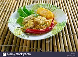 cuisine jamaicaine l ackee et salé plat jamaïcain traditionnel une cuisine jamaïcaine