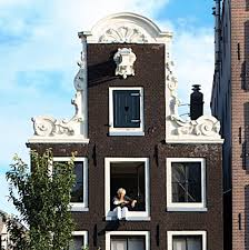 Row House Meaning - canal house gables amsterdam for visitors