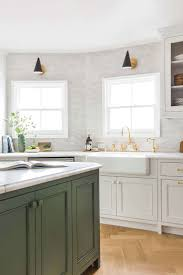 Kitchen With Pooja Room by Kitchen Design Cool Cool Green Kitchen Cabinets New Kitchen That