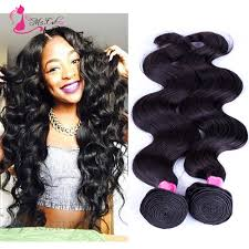 unprocessed 8a peruvian virgin hair body wave 4pcs prom queen hair