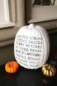 Halloween Decor Ideas Best 25 Modern Halloween Decor Ideas On Pinterest Chic