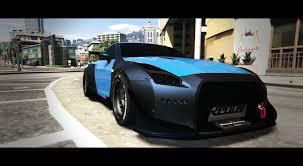 nissan gtr black edition body kit nissan gt r r35 rocketbunny gta5 mods com