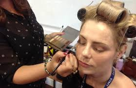 Colleges For Makeup Artists Bmc Students Receive Masterclass From Professional Make Up Artist