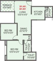 nandgude royal oak in wakad pune price location map floor