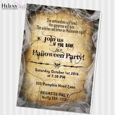 printable steampunk halloween party invitations and decor