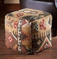 southwestern chairs and ottomans living room chairs and ottomans wild wings