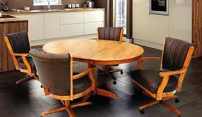 counter height dining table with swivel chairs counter height dining table with swivel chairs dinette sets