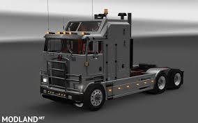 kenworth truck and trailer kenworth k100 v 5 0 mod for ets 2
