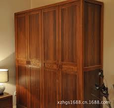 solid wood furniture a four wardrobe foshan wholesale agile