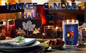 yankee candle haul exclusive black magic for halloween youtube
