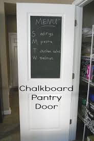 best 25 chalkboard pantry doors ideas on pinterest kitchen