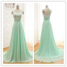 mint green bridesmaid dresses aliexpress buy mint green bridesmaid dresses applique