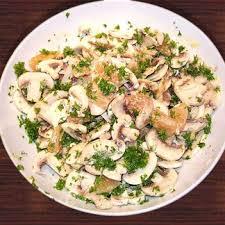 cuisiner cepes frais recette de salade de chignons frais recettes diététiques