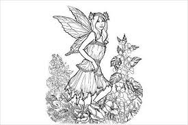 8 free printable coloring pages adults free u0026 premium templates