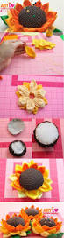 Making Pin Cushions 27 Best Sunflowers Images On Pinterest Sunflowers Felt Flowers