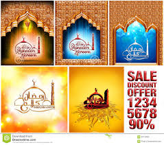 Software For Invitation Card Design Greeting Card Design Of Mosque And Stylish Text Ramadan Kareem In