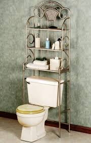 Armchair Toilet 10 Useful Over The Toilet Storage Rilane