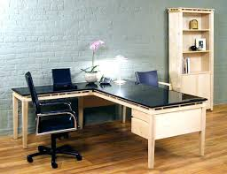 Offices Desk Contemporary L Shaped Office Desk Chair Modern Adorable