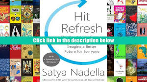 read pdf online hit refresh the quest to rediscover microsoft s