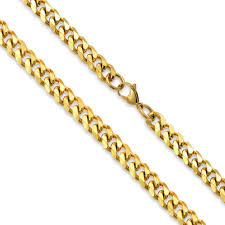 gold necklace types images Amazing gold necklace chain chains necklaces for less overstock jpg