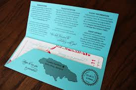 ticket wedding invitations custom airline ticket wedding invitations emdotzee designs airline
