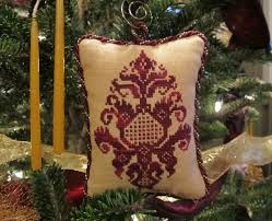 baroque embellishments elizabethan embroidered elements for christmas