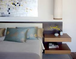 how high should a bedside table be headboard with ideas headboard with built in floating bedside