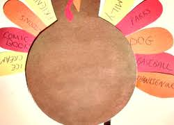 1st grade thanksgiving activities for education