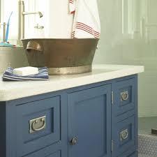 Blue Vanity Table To Da Loos A Dozen Fun Blue Bathroom Vanities