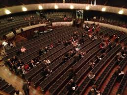 winspear opera house seating chart orchestra terrace bright star