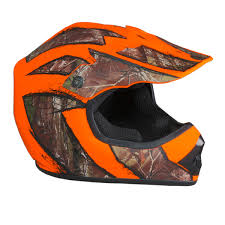 youth motocross helmet shc youth mx atv helmet realtree xtra camo dot approved boys