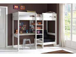 mezzanine ado bureau lit mezzanine avec bureau couchage 90x200 cm sonuit