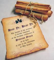 diy scroll invitations royal rustic theme scroll invitations exceptional diy scroll