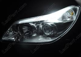 pack led sidelights for citroen c5 i parking lights