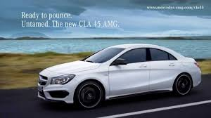 mercedes ads 2014 mercedes benz cla 45 amg commercial youtube