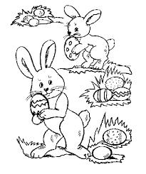 cidyjufun easter bunnies color