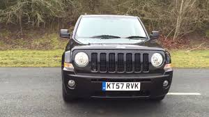 jeep patriot 2 0 crd 2008 57 jeep patriot 2 0 limited crd 5d 139 bhp 4wd
