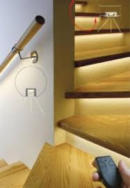 led strip lights for stairs introducing adjustable led stair lighting strips