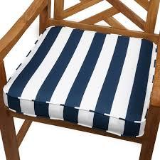 Navy Blue Patio Chair Cushions Chair Cushions Outdoor Blue Cushions Decoration
