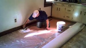 51 best salon flooring design how to cut in and install a vinyl floor youtube