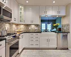 Low Cost Kitchen Cabinets Colorful Kitchen Backsplash Tiles Tips Cheap Glass Tile Colorful