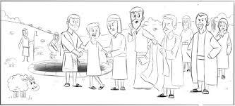 joseph bible story coloring pages shimosoku biz