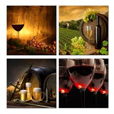 Grapes And Wine Home Decor Compare Prices On Wine Grape Pictures Online Shopping Buy Low