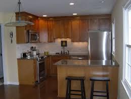 cool modern kitchen design for condo home remodeling design