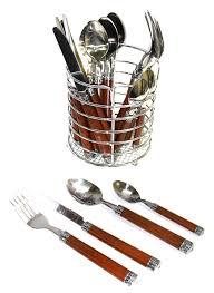 rainbow elite 24 piece flatware set products pinterest products