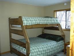 New Page - Queen single bunk bed